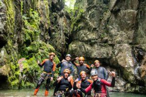 groupe canyoning stephane degouge
