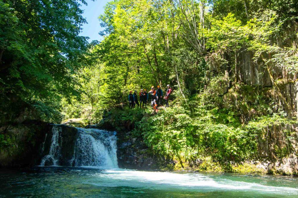 saut argensou cascade eau pleinair